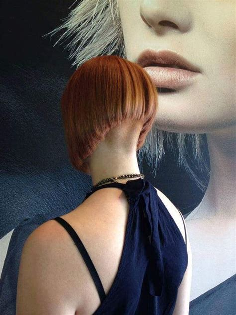 redhair nape shave red nape shave hartercanyon flickr