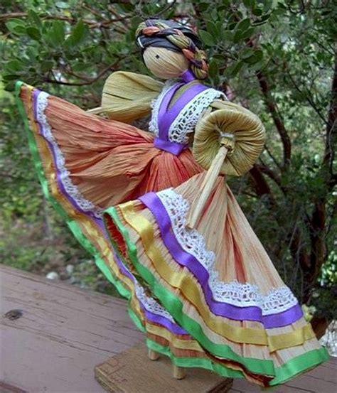 corn husk doll materials mexican cornhusk dolls article gourmetsleuth