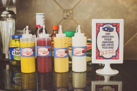 karas party ideas vintage chevy auto garage themed birthday party
