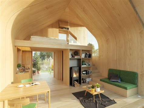 Tiny House Studio by Tiny Houses Grote Liefde Voor Kleine Huisjes Down To