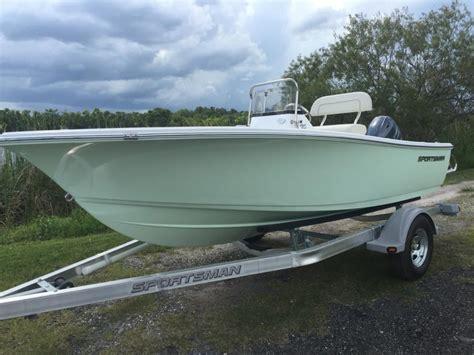 sportsman boats simrad sportsman boats 17 island reef boats for sale in florida