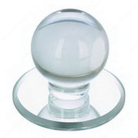 Cabinet Door Knobs Glass Contemporary Acrylic Knob For Glass Doors Bp50311