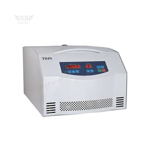td4n table top low speed centrifuge low speed centrifuge