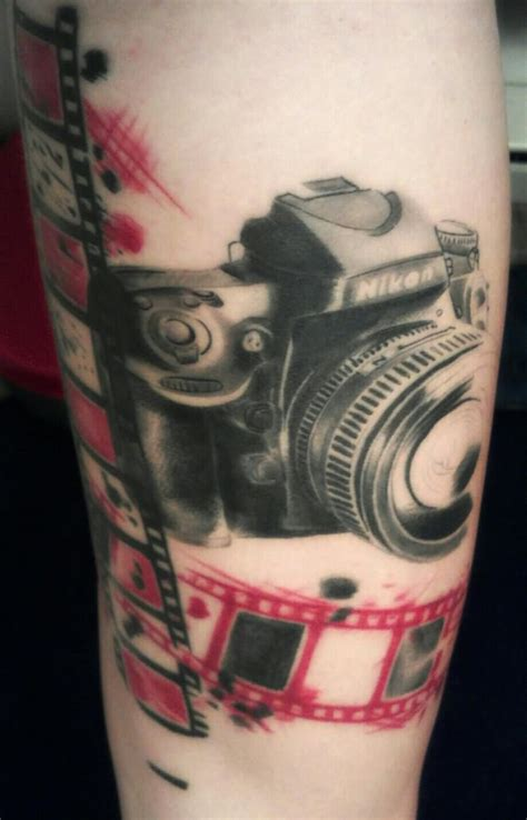 camera tattoos 54 unique tattoos
