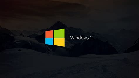 wallpaper for windows 10 1920x1080 windows 10 themed wallpaper 1920x1080 by kothanos on