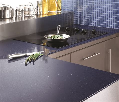 Blue Countertop by Beautiful Small Pond Design To Complete Your Home Garden