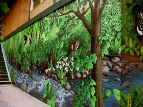 mural artist designer kim hunter indigo muralist outdoor italian mural loggia does your patio speak