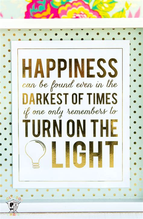 free printable happy quotes free printable quotes from harry potter