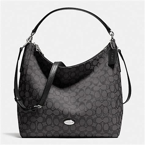 Coach Celeste coach f36183 celeste convertible hobo in signature