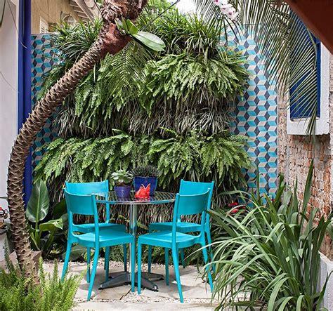 como decorar seu jardim pouco dinheiro jardim vertical 25 ideias para montar o seu casa e