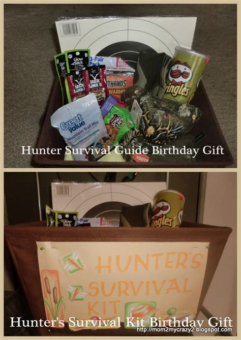 what christmas giftfor my son the hunter running away i ll help you pack s survival guide birthday gift