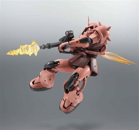 Promo Robot Damashi Ms 06s Char Custom Zaku Ver Anime Murah robot spirits ms 06s zaku ii chars custom model ver a n i m e