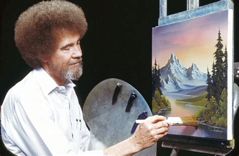 bob ross of painting dailymotion what happened to bob ross paintings mental floss