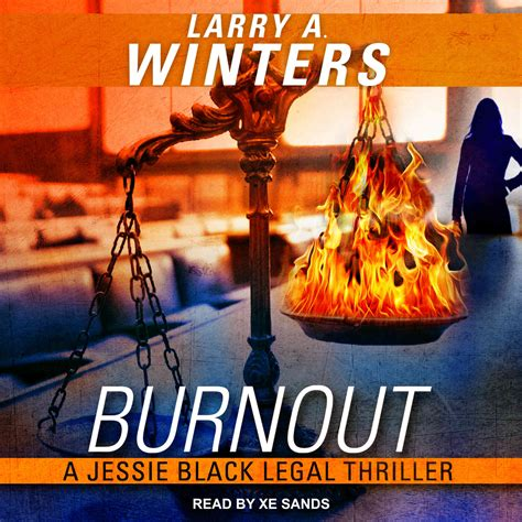 Audiobook Giveaway - giveaway and deal on burnout audiobook larry a winters