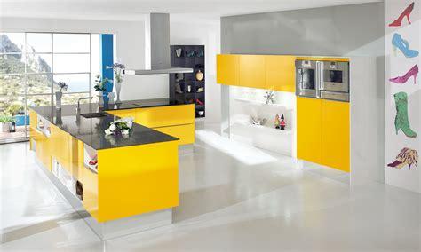 küchen stand ideen living colour gelb colour systems k 252 chen interieur ideen