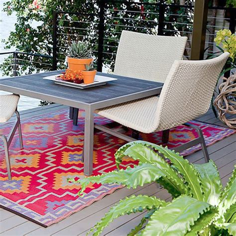 Lhasa Outdoor Rug Lhasa Outdoor Rug In Orange Violet Outdoor Rugs Cuckooland