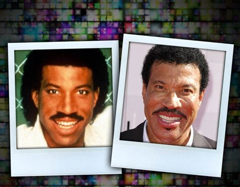 What Is Richie On Now by Lionel Richie 80 S Pop Then And Now Pictures