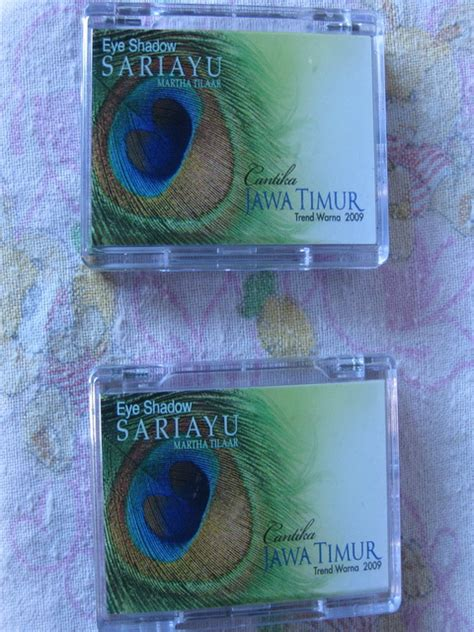 Eyeshadow Sariayu Reog 30 januari 2010 the siburian s family