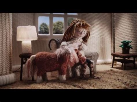 amazon commercial actress horse amazon prime little horse tv ad the knitted version