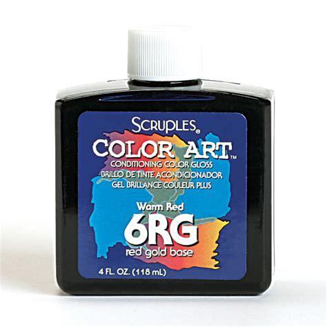 scruples color scruples color ammonia free gel