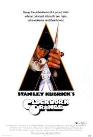 Kaosbajut Shirtsbaju Clock Work Orange a clockwork orange 1971 imdb