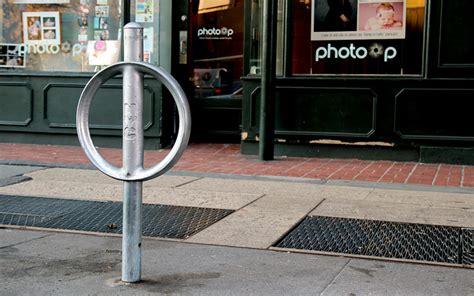 Racks Nyc by Nyc Is Turning 12 000 Parking Meters Into Bike Racks