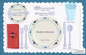 Important Aspects About Table Manners by Children S Etiquette And Social Skills Classes