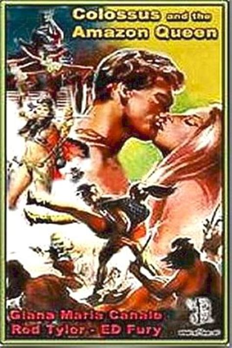 thor film amazon colossus and the amazon queen 1960 full movie review