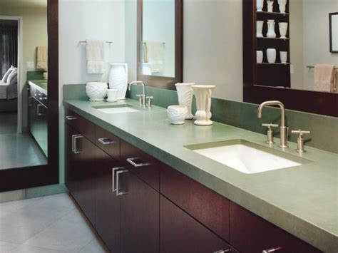 Small Sign Soapstone - contemporary bathroom vanities hgtv