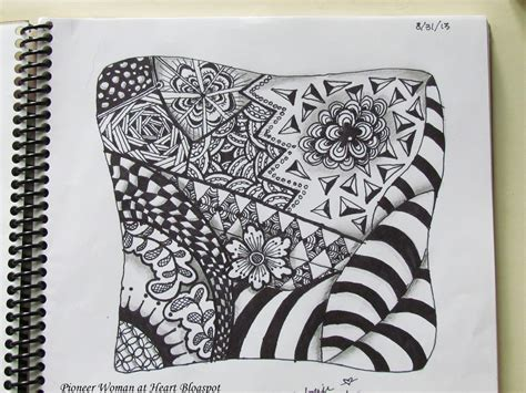 pattern sharpie art cool easy patterns to draw with sharpie
