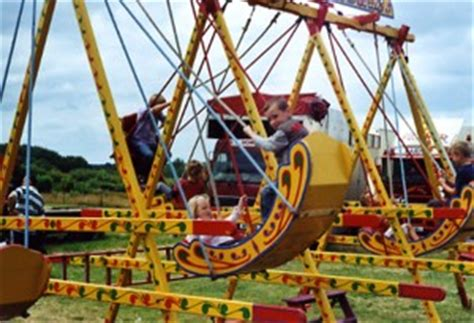 swinging boat ride modern fairground amusements and rides hire