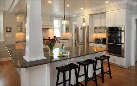 Floor And Decor Granite Countertops by 29 U Shaped Kitchens With A Peninsula