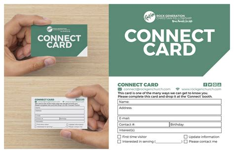 free church connection card template 11 awesome church connection card exles scbc media
