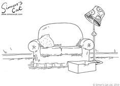 Camouflage Challenge Simon S Cat Guide To 232 best comics simon s cat images on
