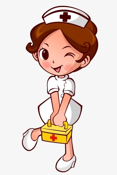 clipart infermiere a enfermeira a enfermeira o m 233 dico enfermeira png imagem