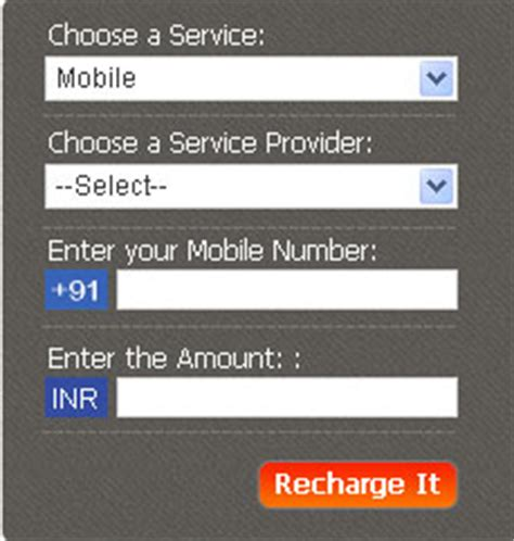 Hutch Prepaid Recharge mobile recharge recharge service in india for airtel aircel huch vodafone bsnl