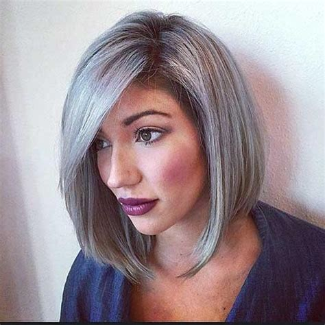 ideas  short hairstyles  salt  pepper hair