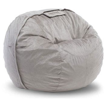 lovesac moviesac cover moviesac with taupe padded velvet cover from lovesac com my