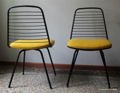 chaise tati chaises 50 s quot mon oncle quot jacques tati inspiration vintage