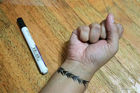 how to make your own temporary tattoo how to create your own temporary