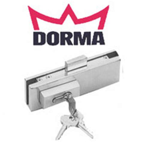 Patch Lock Alto Us 10 dorma patch fittings