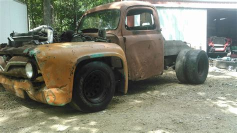 50s ls for sale 1950 s ford truck with a power stroke diesel engine