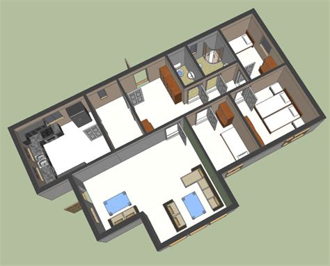 google home design google sketchup 3d floor plan google sketchup 3d