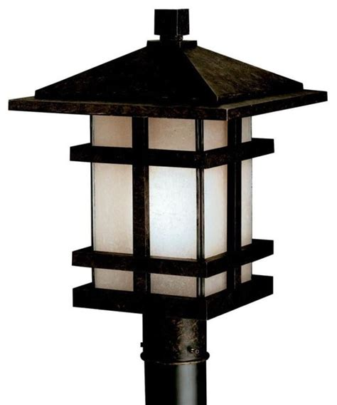 Contemporary Outdoor Post Lighting Modern Outdoor Post Lights Image Pixelmari