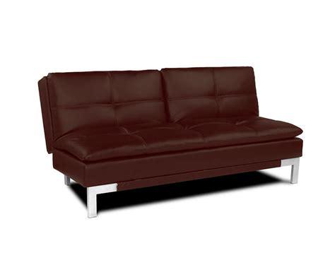 Brenem Convertible Sofa Medium Brown By Serta Lifestyle Serta Convertible Sofa