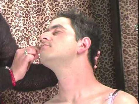 Sissy His Lipstick   lipstick tutorial just for sissy boys feminization