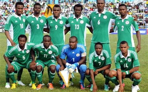 nigeria football team eagles the insult is beyond belief sports nigeria