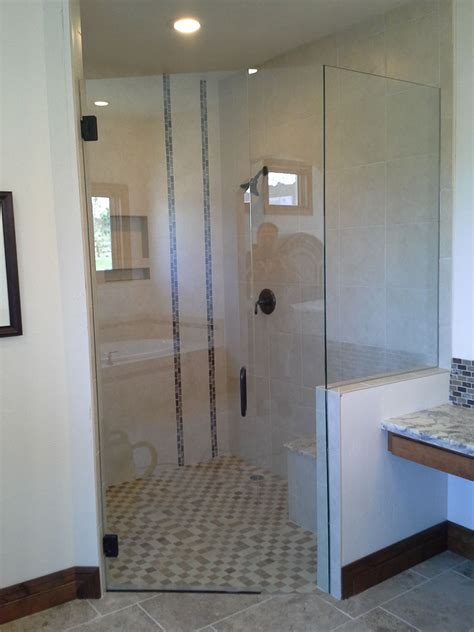 Custom Frameless Shower Doors Custom Frameless Shower Enclosures Louisiana Brigade