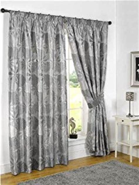 Silver Kitchen Curtains Lined Curtains Top Kayleigh Silver Grey 90 Quot X 90 Quot Co Uk Kitchen Home