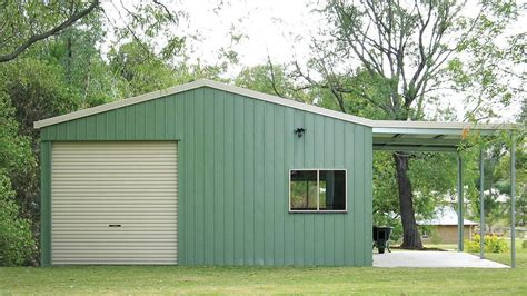 Bendigo Sheds And Garages by Outdoor Steel Solutions Bendigo Domestic Sheds